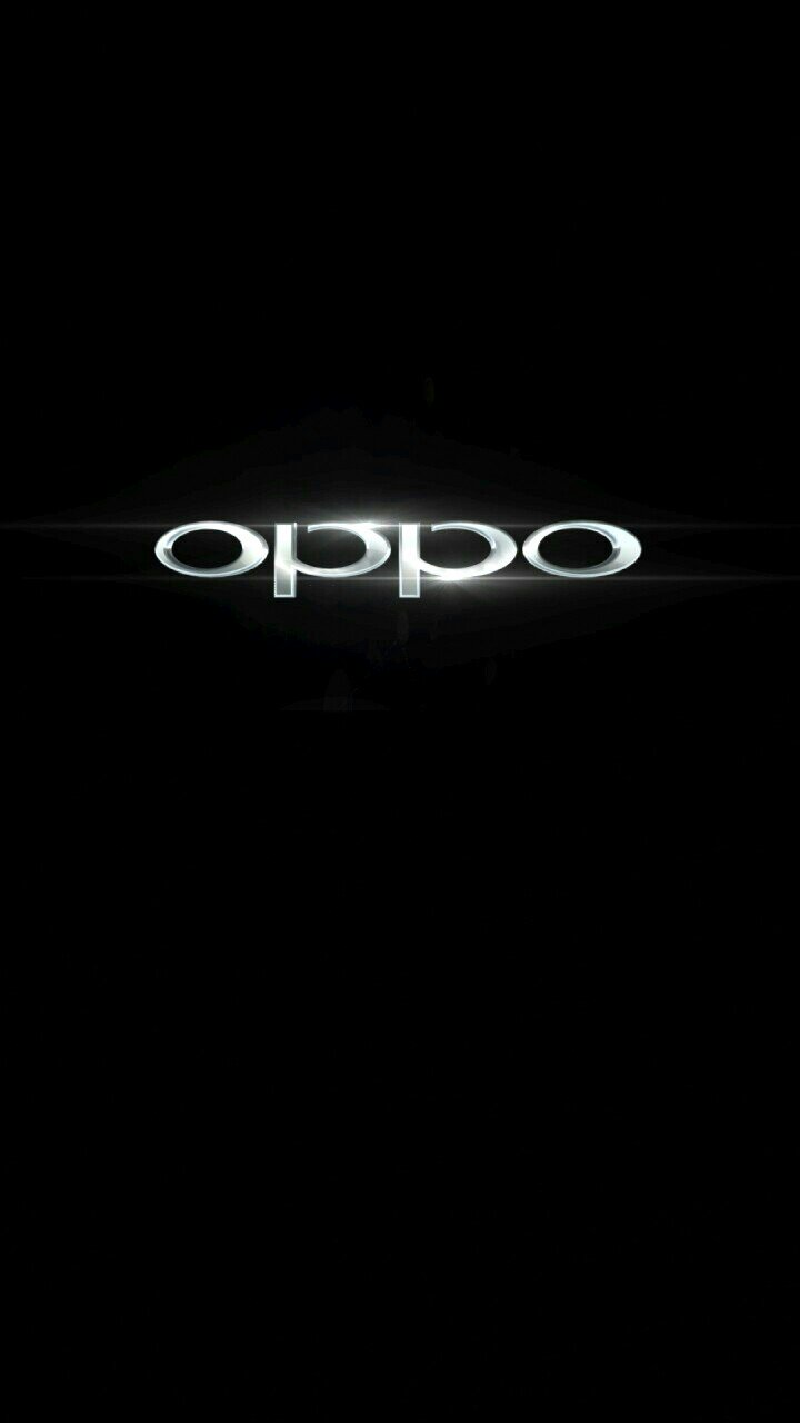 求oppo手機開機時的圖標(做壁紙)