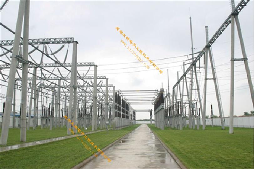 智能变电站过程层组成