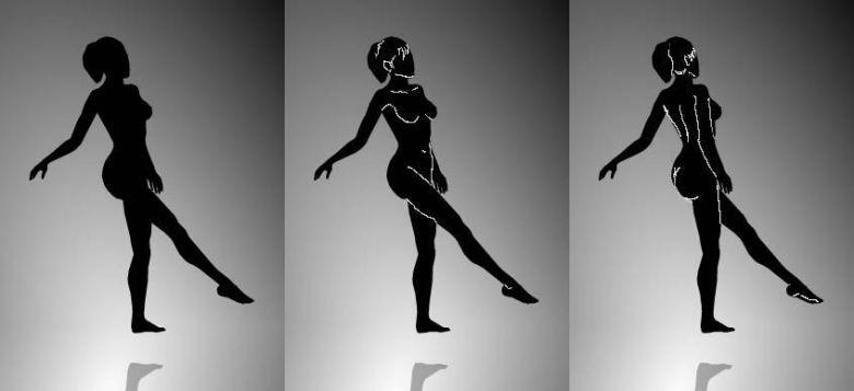 耶鲁大学旋转舞女_跪求那个旋转舞女的答案(耶鲁大学的那张)_百度知道