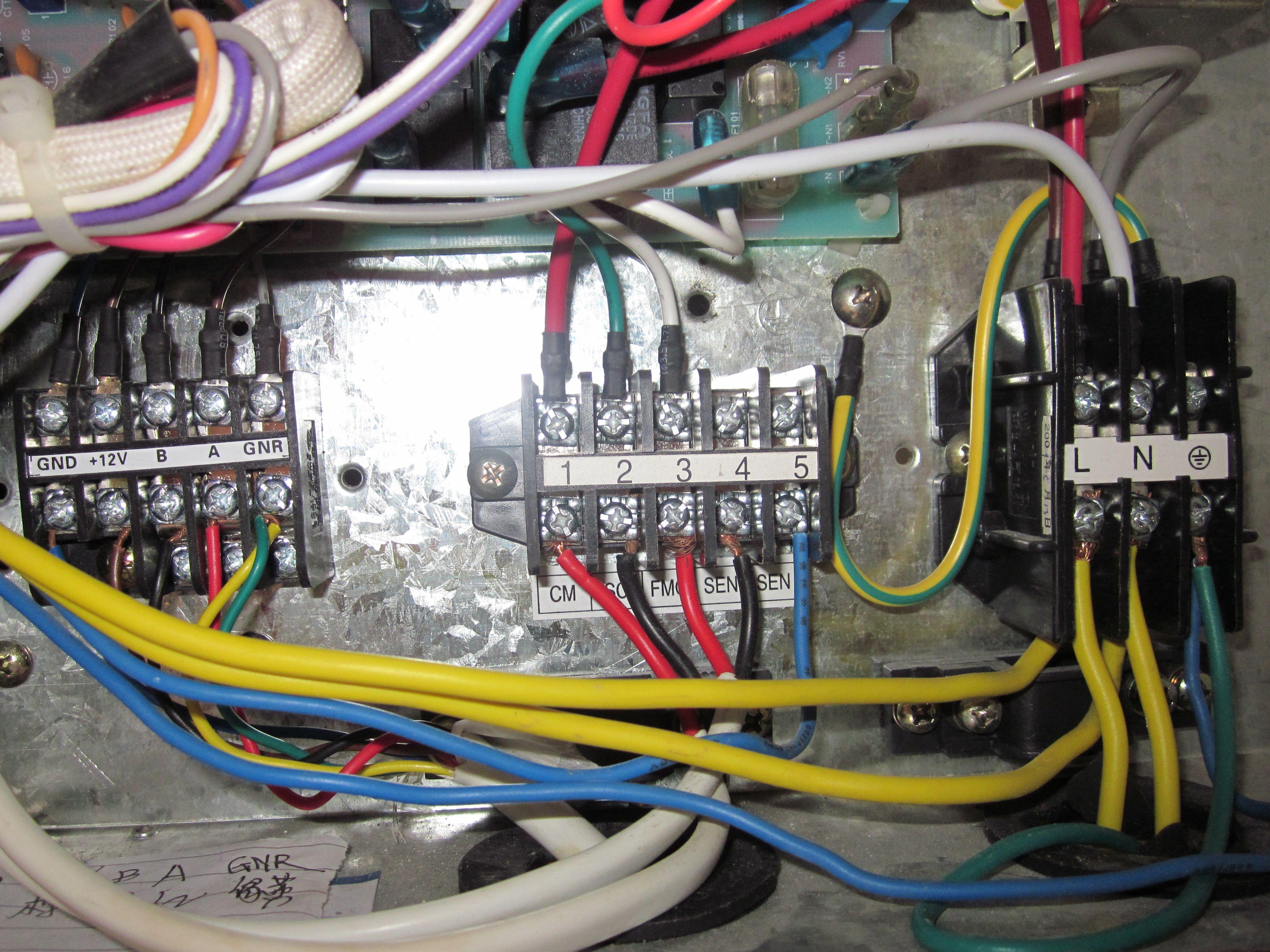 空调感应器_家用中央空调室外机不停机_百度知道