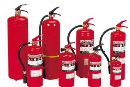 家用干粉灭火器和二氧化碳灭火器适用的范围和使用方法