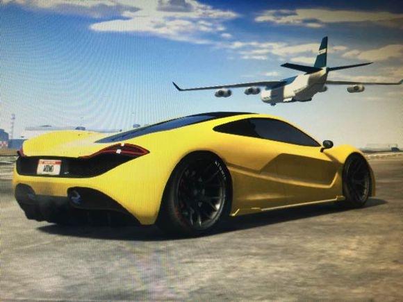 GTA5汽车图片