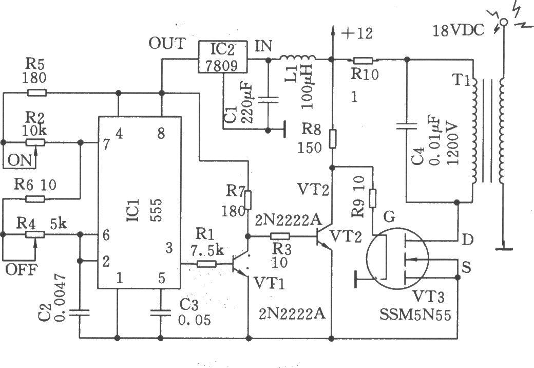 高压电棒警棍_电棒怎么做给电路图_百度知道