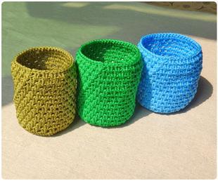 编织水杯套_手工钩针编织水杯套底用的是什么线_百度知道