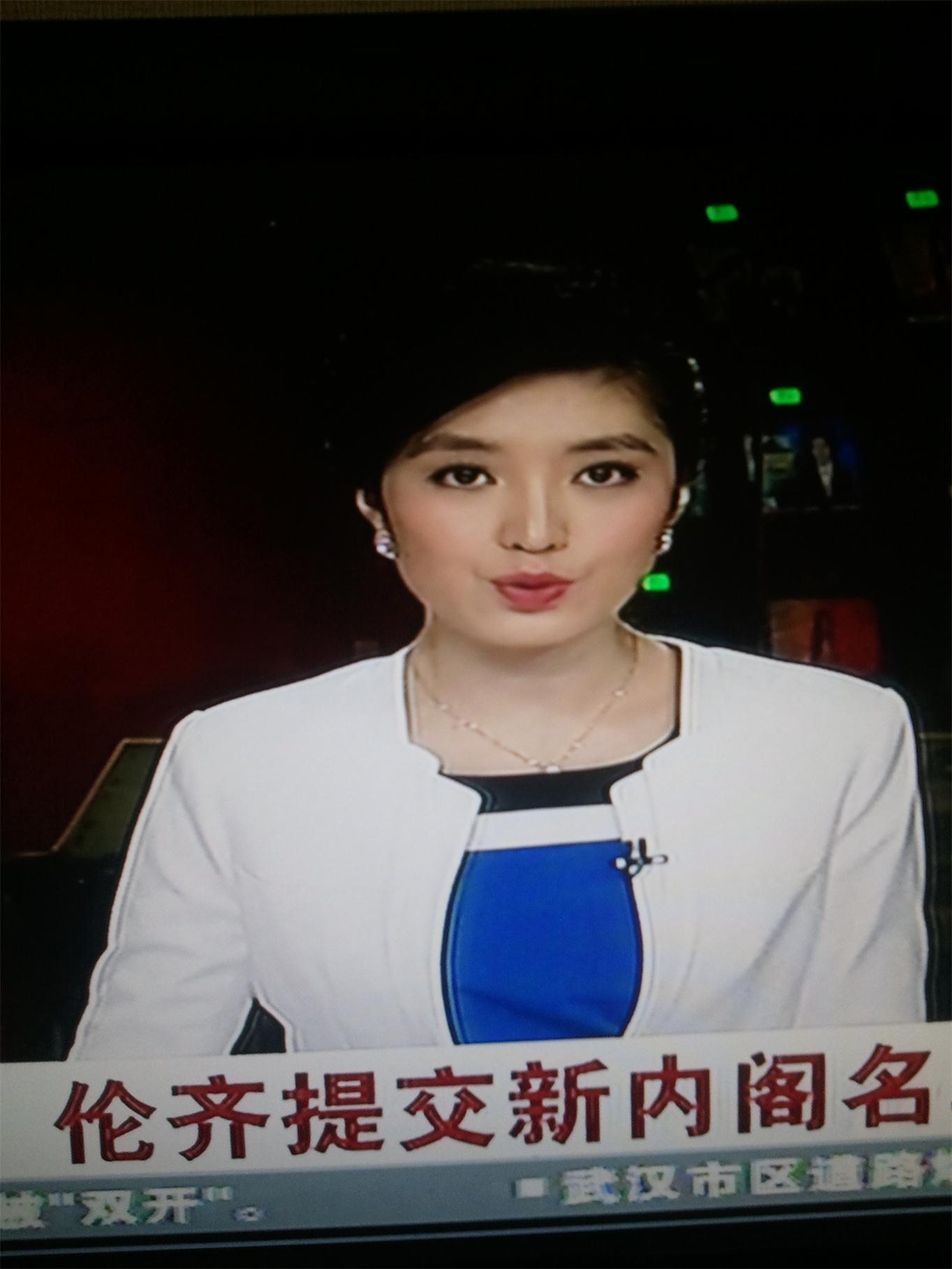 安徽卫视新闻主持人_东方卫视早间新闻的女主持人叫什么名字?请看图
