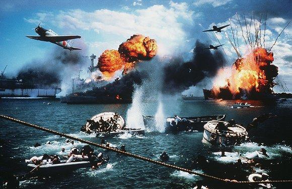 偷袭珍珠港美国损失_偷袭珍珠港美国损失了什么_百度知道