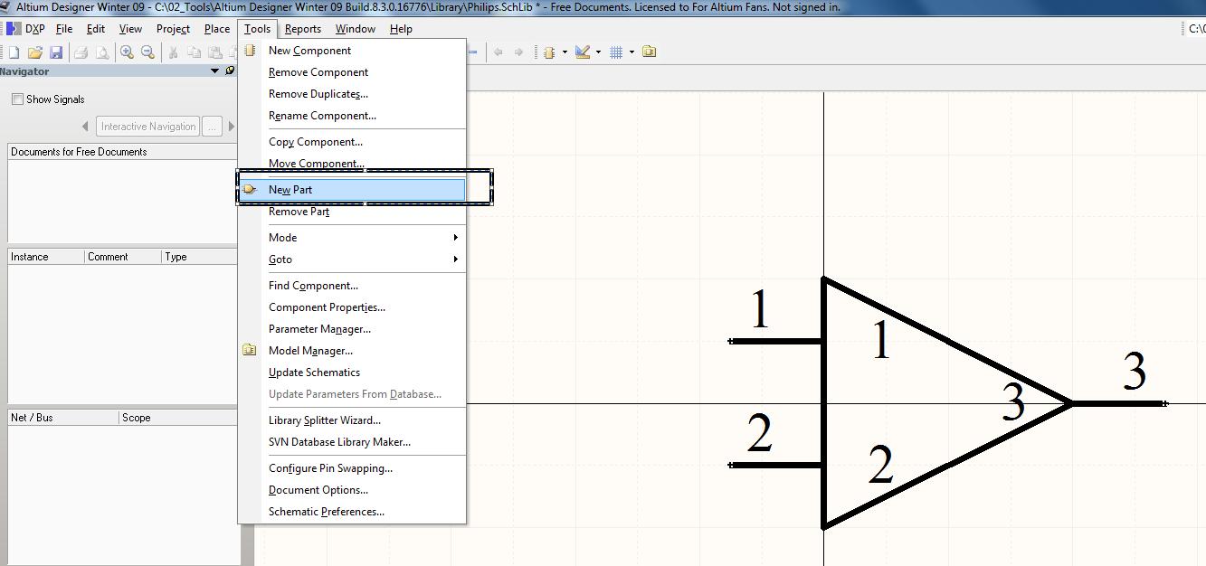 求问这个原理图用Altium Designer怎么画啊,库里找不到那个LM358