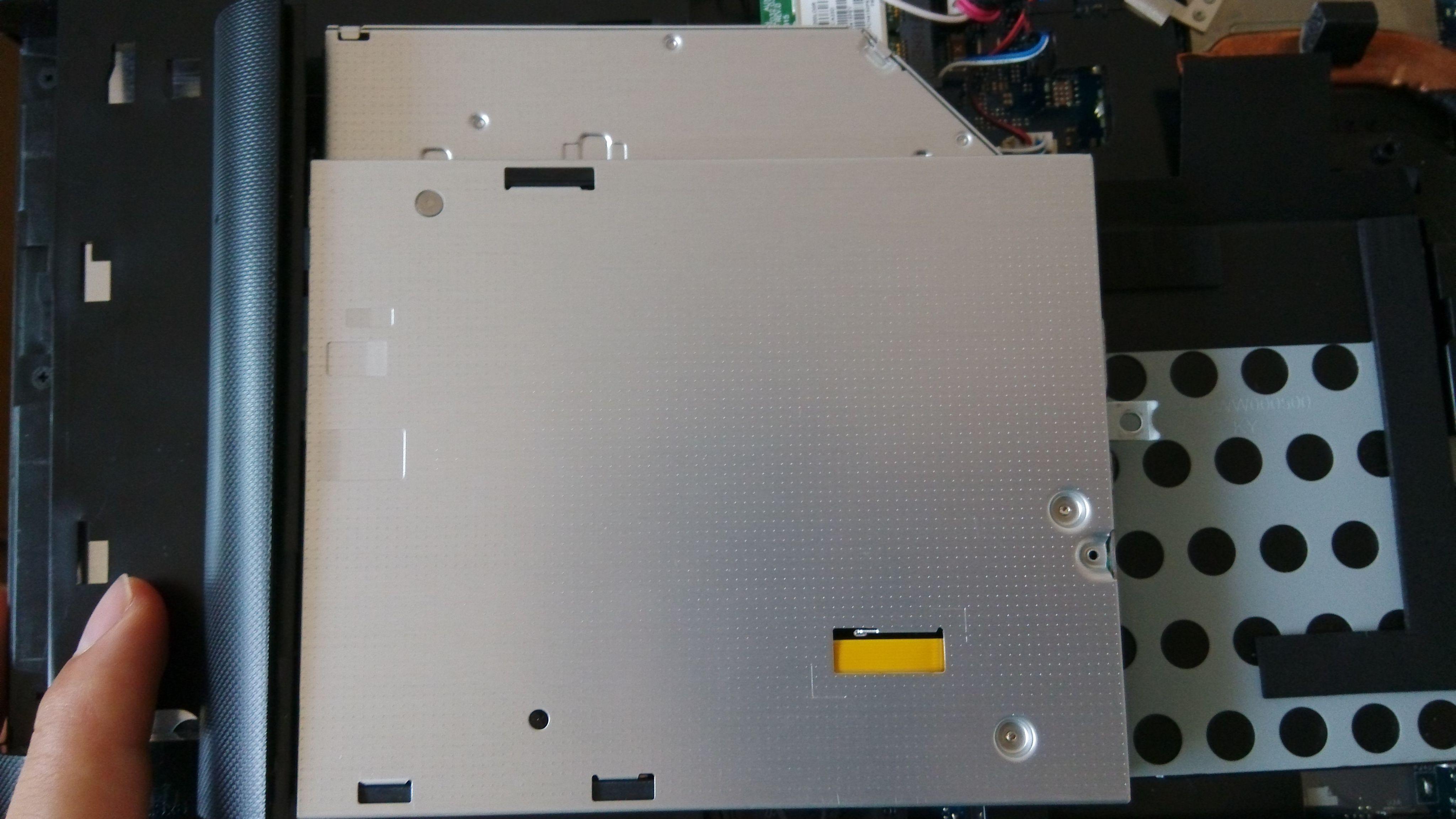 怎么解決聯想G510在光驅安裝固態硬盤的問題?