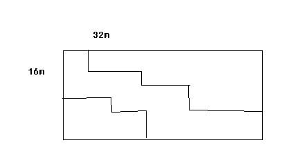 一块长方形苗圃的长_【急】如图是一块长方形草地,长方形长32米,宽24米,中间有一条宽 ...