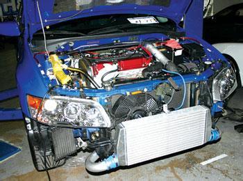 涡轮的作用_汽车涡轮增压器的中冷器有什么作用?为什么要散热呢?_百度知道