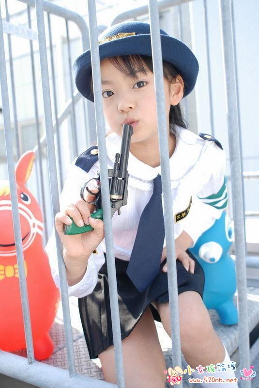 河西莉子 Tバック小学生