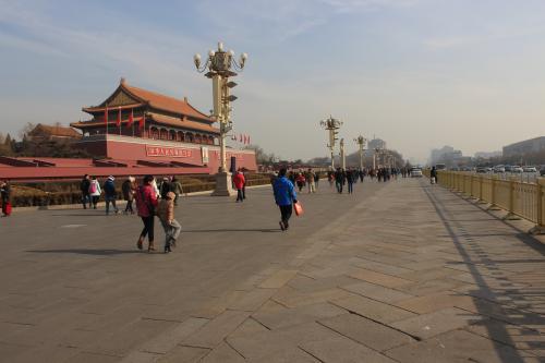 求一篇在北京旅游的英语作文,旅游景点有故宫