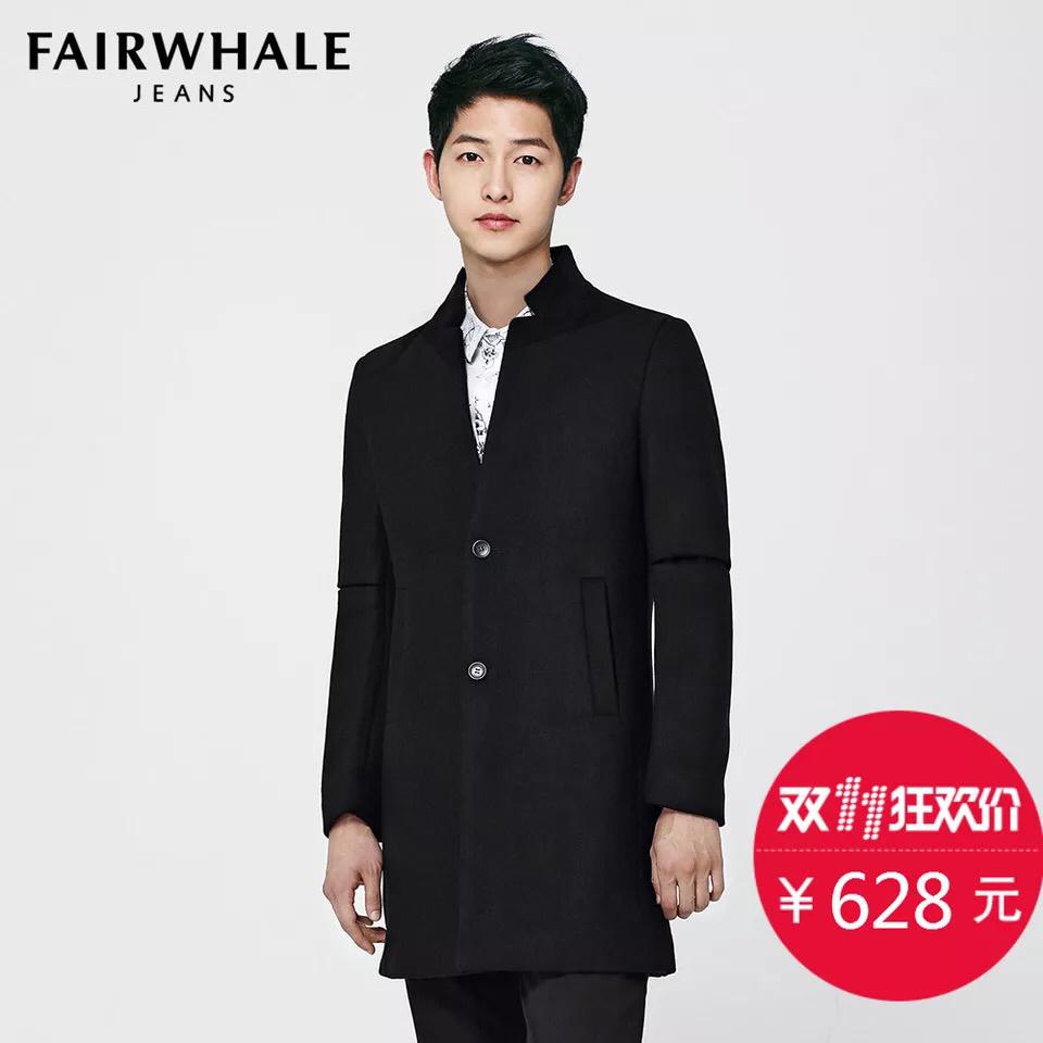 黑色开衫搭配男_男士黑色呢子大衣搭配什么颜色的毛衣好看_百度知道