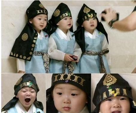 韩国综艺 小孩子_韩国综艺有三个小孩叫大韩,民国,万岁,是什么节目_百度知道