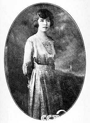 溪水苏雪林_民国十大才女的苏雪林(1897年——1999年)
