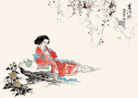 夸赞女人才华的诗词 赞美女子有才华的诗句