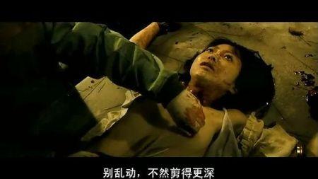 日本恐怖片_那部恐怖片里女主角被剪了乳头,日本的