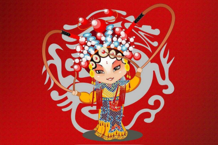 京剧诗词演唱会国粹 形容京剧的古诗词
