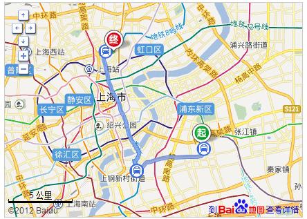 上海地铁7号线怎么换乘3号线 具体换乘步骤图片