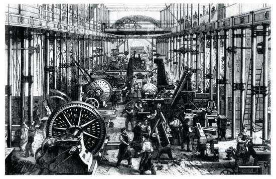 历史上有几次工业革命?