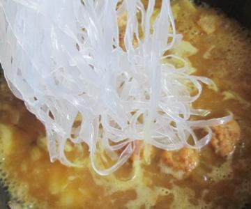 如何用咖喱膏做菜插图(5)