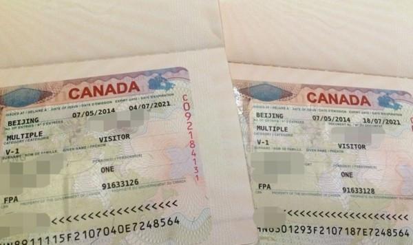 如何查询加拿大签证是否通过
