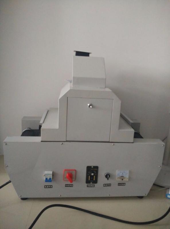 雙燈幹燥爐_uv光幹燥固化機桌面式uv機雙燈幹燥爐
