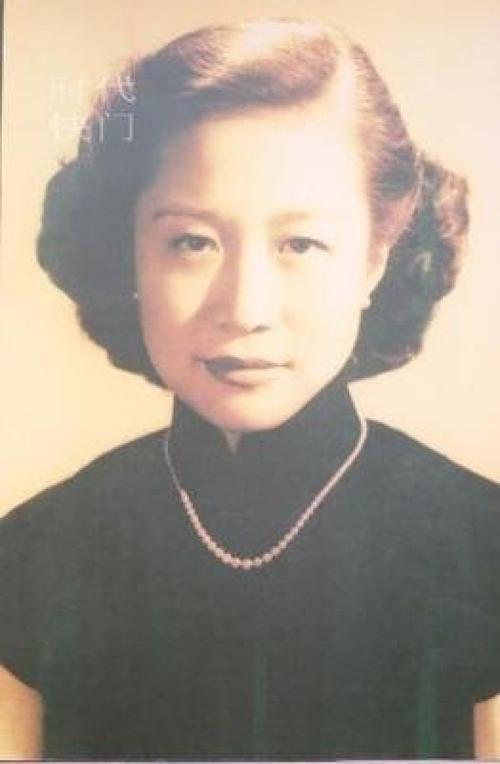 杨振宁原配夫人杜致礼是个怎样的人?