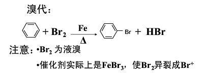 乙烯能发生取代反应_苯环上被卤素原子取代会发生什么反应?氧化可以吗_百度知道