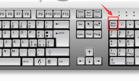 键盘字母变成了数字_联想笔记本电脑键盘符号转换,字母键输出的是数字,怎么办 ...