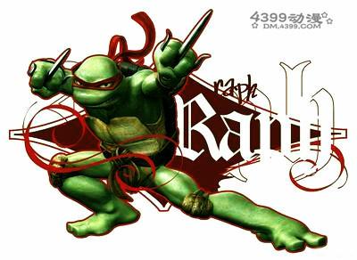 忍者神龟人物名字_谁有忍者神龟四个各自的高清写照图吗 各自的 可以给我吗 谢谢 ...