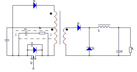 RC吸收电路的RC吸收电路的原件选择图片