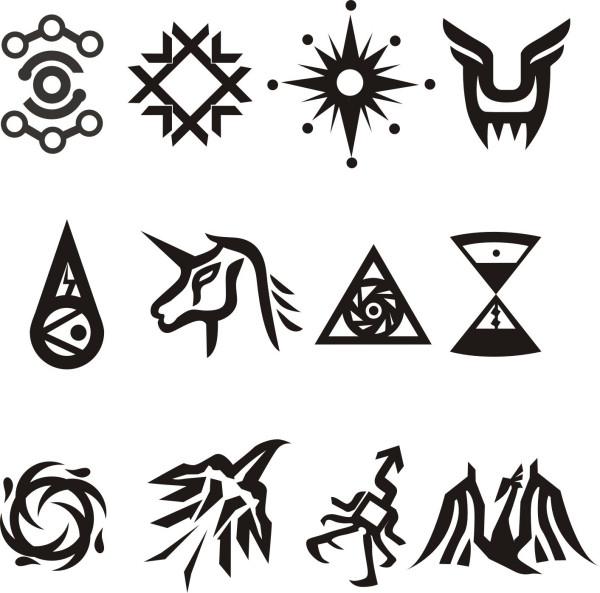 exo12人的logo