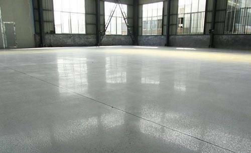 金刚砂耐磨地坪面层厚度一般多少?