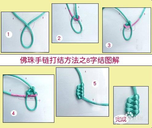 【项链】黄金项链名目绳的编法_PClady百科_泰平洋