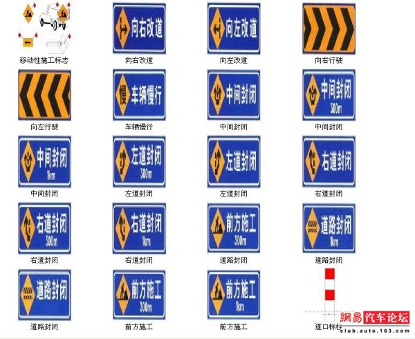 道路交通标志和标线的国家标准插图