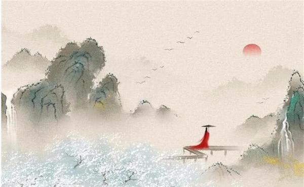 """""""行到水穷处,坐看云起时"""",到底是怎样的人生境界呢?"""