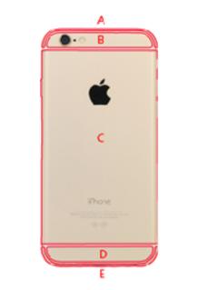 iphone4s gps天线_iphone6s的nfc天线在哪_百度知道