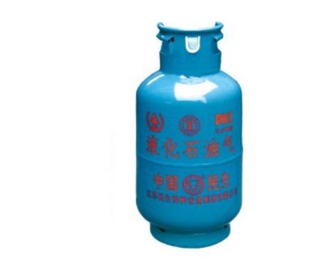 家用液化气钢瓶价格_标准灌煤气一罐多少斤气_百度知道