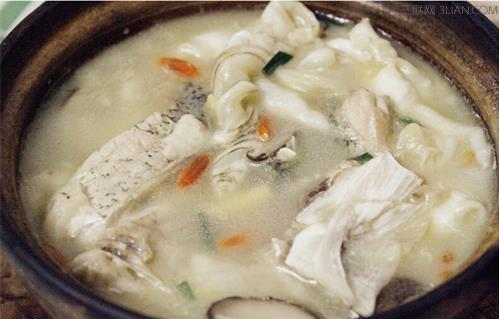 怎么把黄角鱼和鸡蛋一起做成汤?