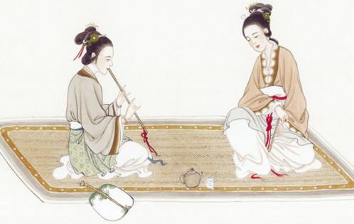 妖娆女子的古诗词 形容古代美女妖娆的诗句或句子 诗词歌曲