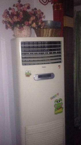 3p空调制热功率_老式海尔空调柜式3p、制冷模式图案是那一个?_百度知道