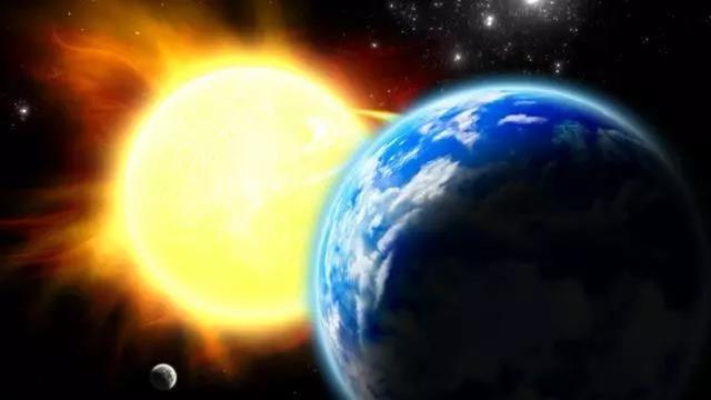 如何计算地球到太阳的距离?