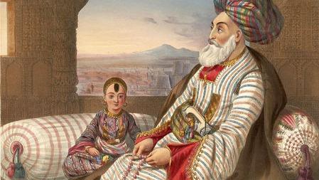 """100年前,""""帝国坟场""""阿富汗诞生了!的头图"""