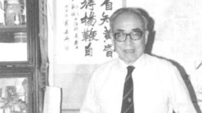 代数拓扑学开拓者:江泽涵