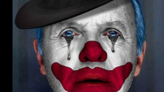 小丑为什么会成为?#24535;?#30340;代言人?