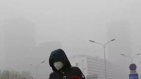 人类预期寿命减少2年!告诉霾中的你:空气污染更可怕