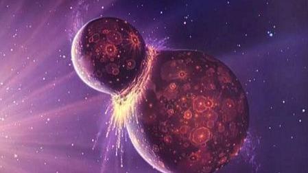 天王星是被撞歪的?太阳系天体大撞击