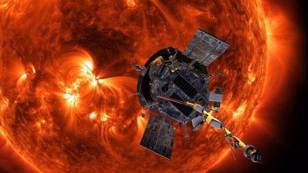 """""""帕克太阳探测器""""不惧高温触日,它克服了多少技术难题?"""