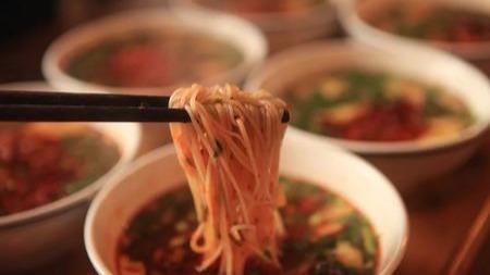 一篇让人流口水的文章:陕西人都怎么吃面?的头图